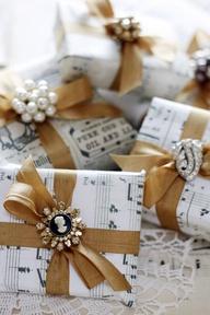 Sheet Music Gift Wrap