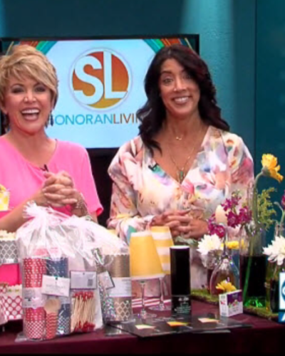 Spring/Summer Dinner Party Tips with Julee Ireland on Sonoran Living