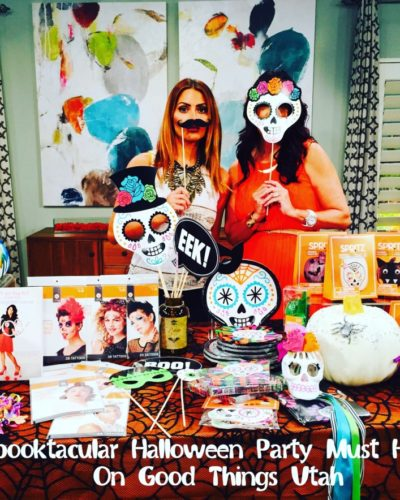 Spooktacular Halloween Party Ideas