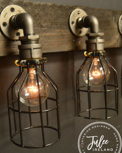 Roundup: My Favorite Top 5 Etsy Shops for Industrial Lighting