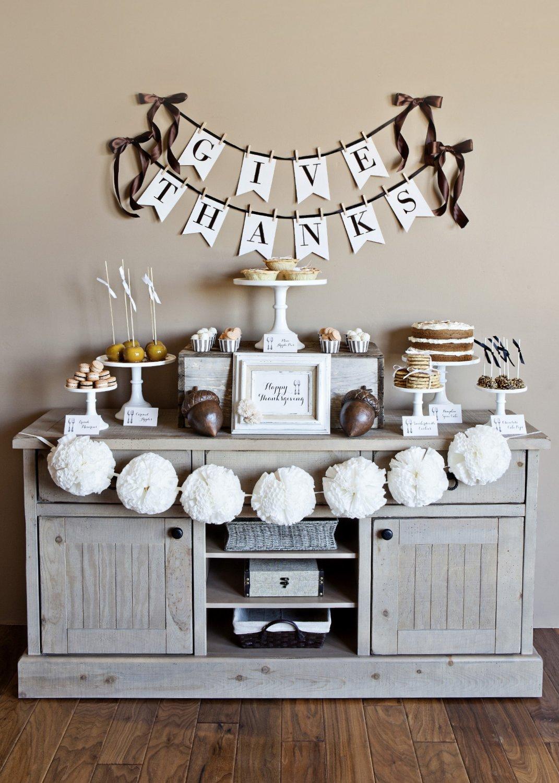 15 Glam Diy Thanksgiving Home Decor Ideas
